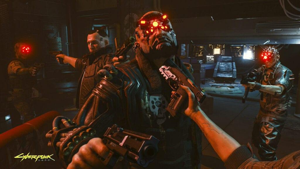 Cyberpunk 2077 Release Delay November