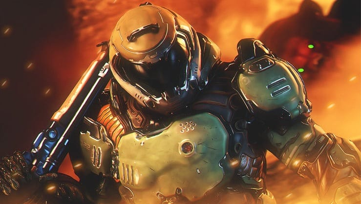 DOOM Eternal Story DLC And Multiplayer Details Revealed, No SnapMap (VIDEO)