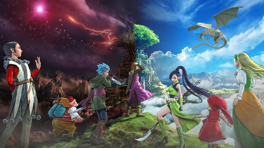 New Dragon Quest XI Trailer Highlights Its Colorful Cast Of Characters (VIDEO)
