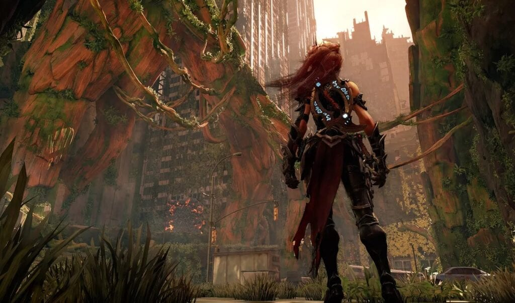 Darksiders III Puts Heavier Focus On Gameplay, Story Comes Second