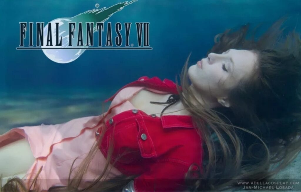 This Final Fantasy VII Cloud And Aeris Cosplay Has Us Heartbroken All Over Again