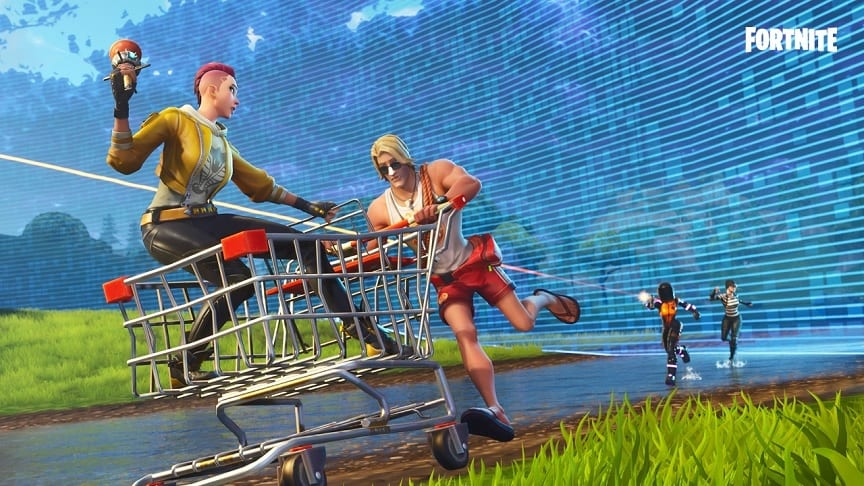 Fortnite Announces New Steady Storm Limited Time Mode