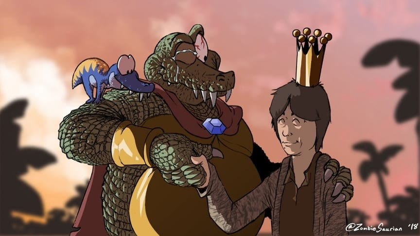 Fans Thank Super Smash Bros Ultimate Director For Inclusion Of King K. Rool