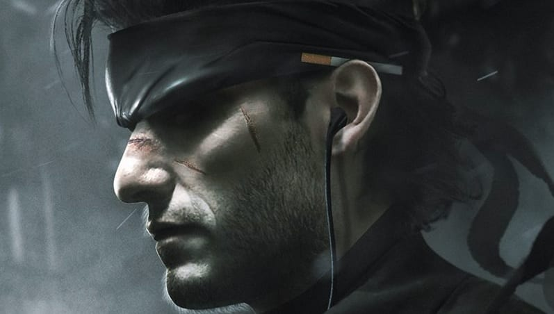 Star Wars' Oscar Isaac Re-Imagined as Metal Gear Solid's Snake
