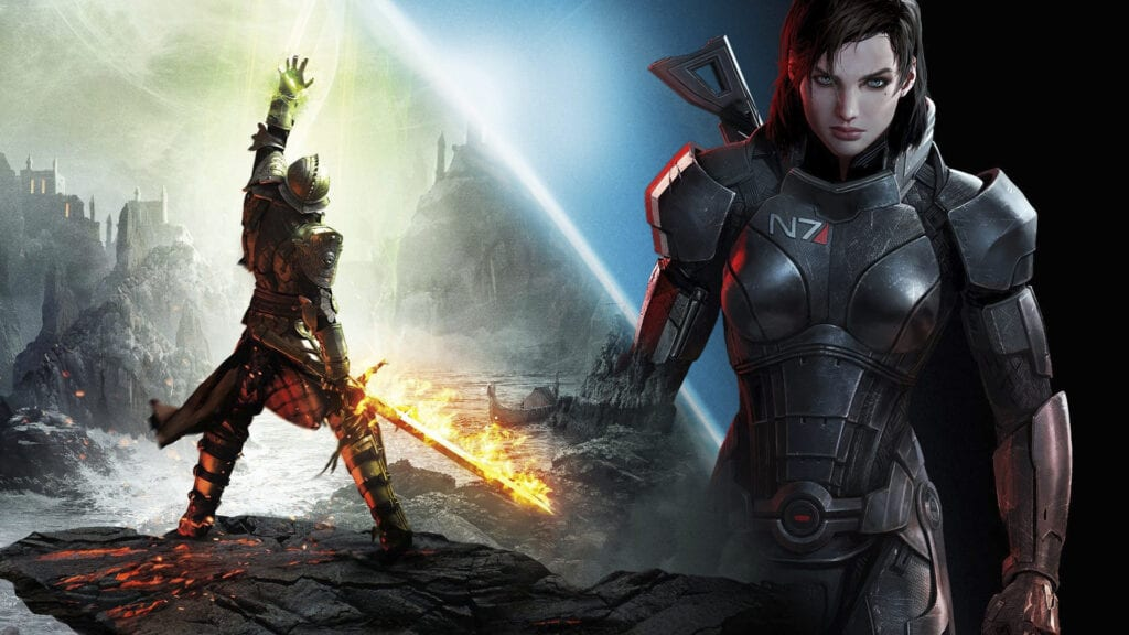 Mass Effect - Dragon Age