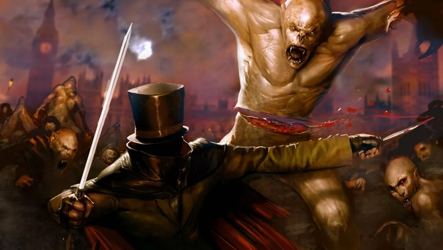 Visceral Games' Cancelled 'Jack the Ripper' Title Put a Unique Twist on History
