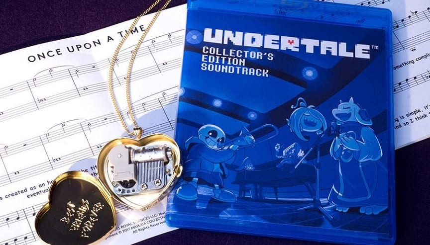 Undertale Nintendo Switch Port Release Date, Collector's Edition Revealed