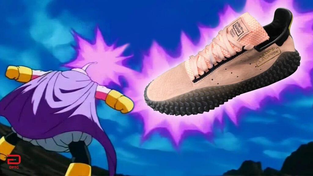 Adidas Dragon Ball Z Majin Buu Shoes