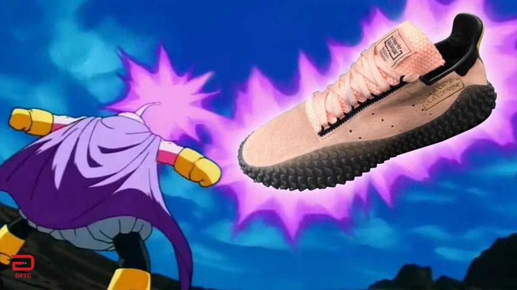Adidas Dragon Ball Z Majin Buu Shoes