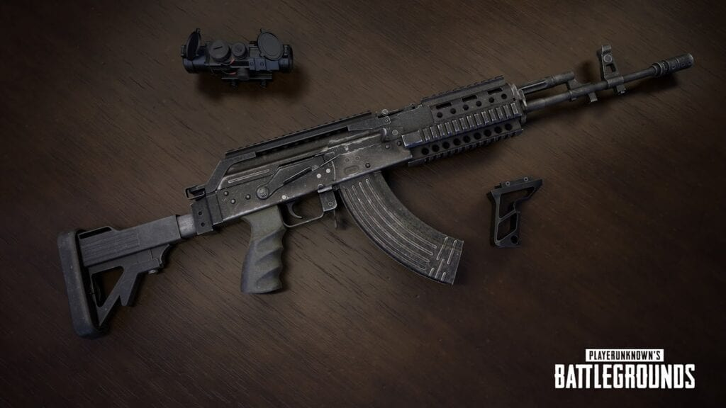 PUBG Update #20 Introduces New Weapon 'Beryl M762' To All Maps (VIDEO)