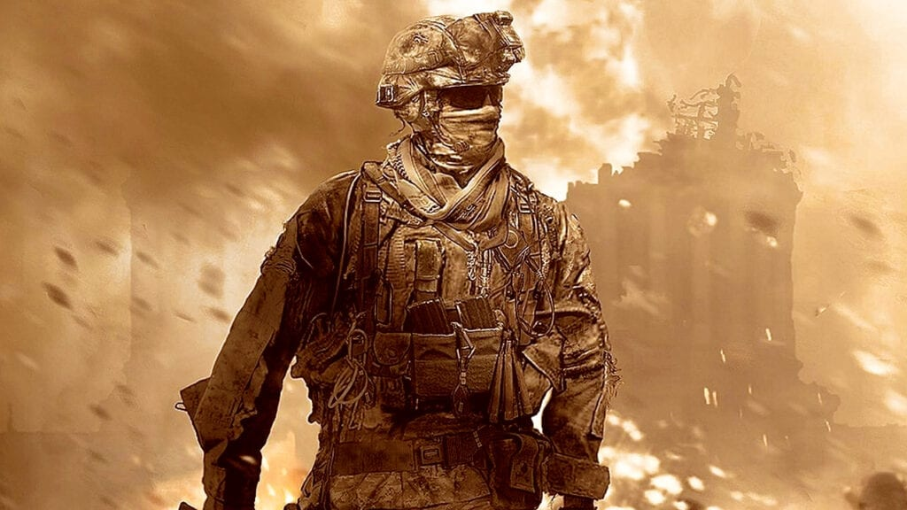 Call Of Duty Modern Warfare 2 Xbox One Backward Compatibility