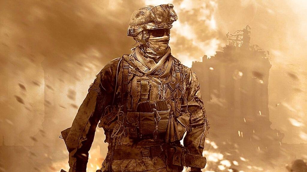 Call Of Duty Modern Warfare 2 Xbox One Backward Compatibility