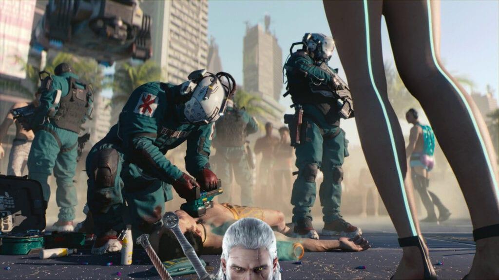 Cyberpunk 2077 campaign