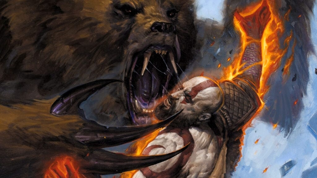 God Of War Comic Series Reveals Kratos' Old Norse Origins