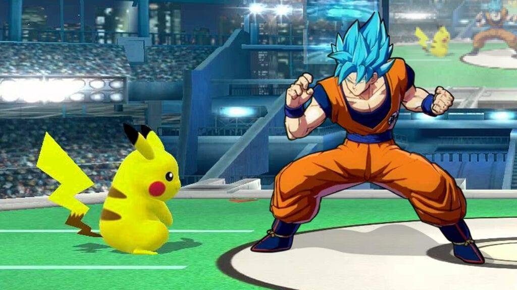Goku Dragon Ball Super Smash Bros. Ultimate