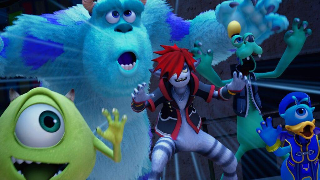 Kingdom Hearts 3 Monsters Inc. Funko Pop