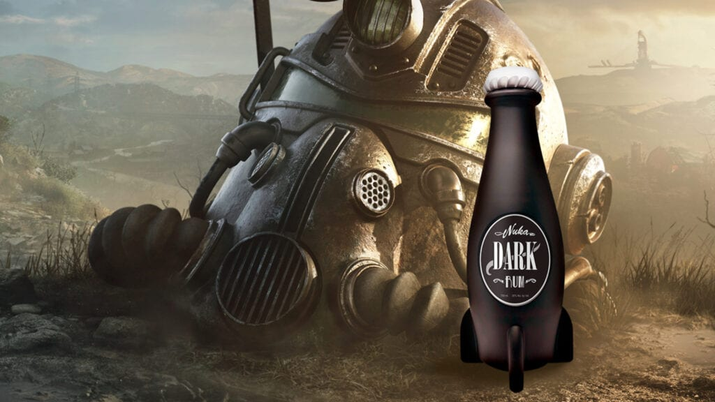 Fallout Nuka Dark Rum Now Available For Pre-Order