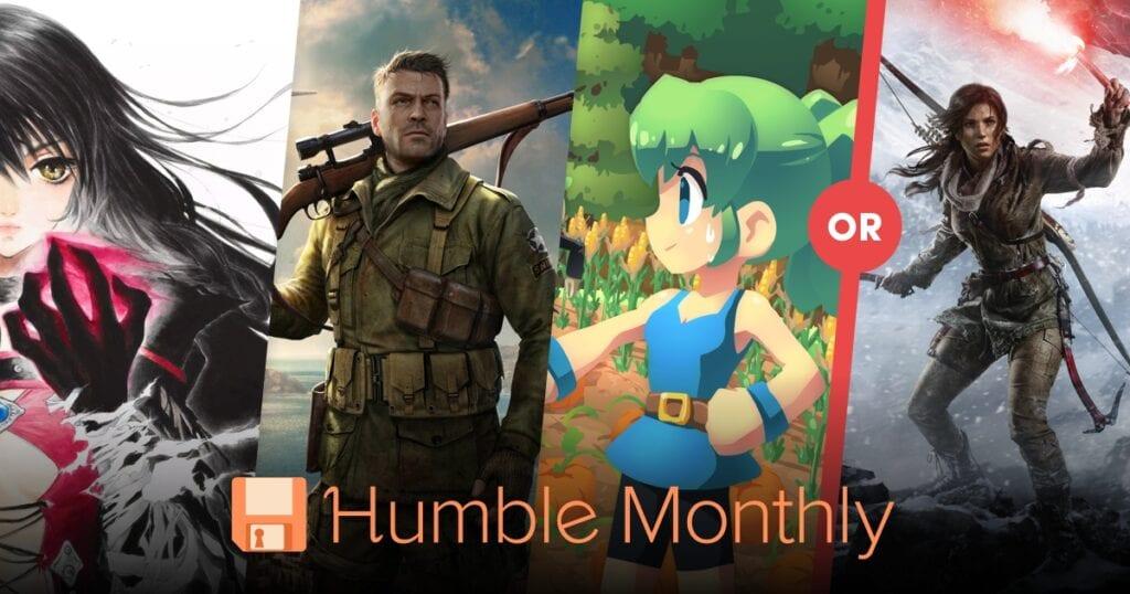September Humble Bundle