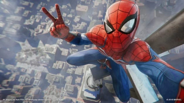 Spider-Man PS4 Fans Freaking Out About 'Graphics Downgrade' Thanks To Missing Puddle
