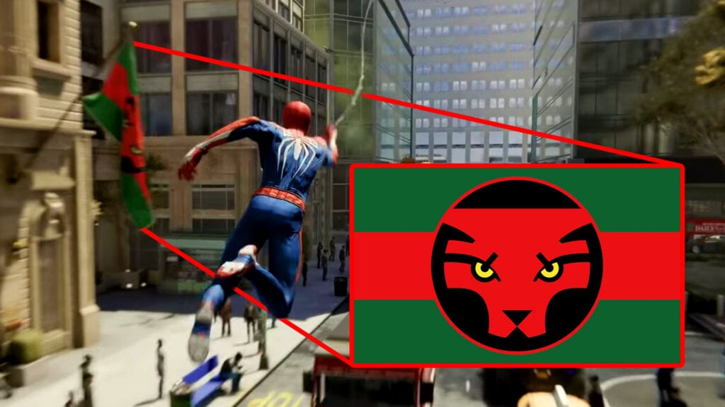 Spider-Man PS4 Black Panther Doctor Strange Avengers