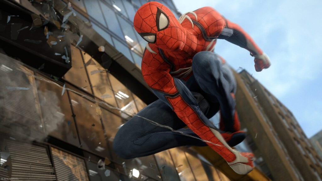 Spider-Man PS4 Villains