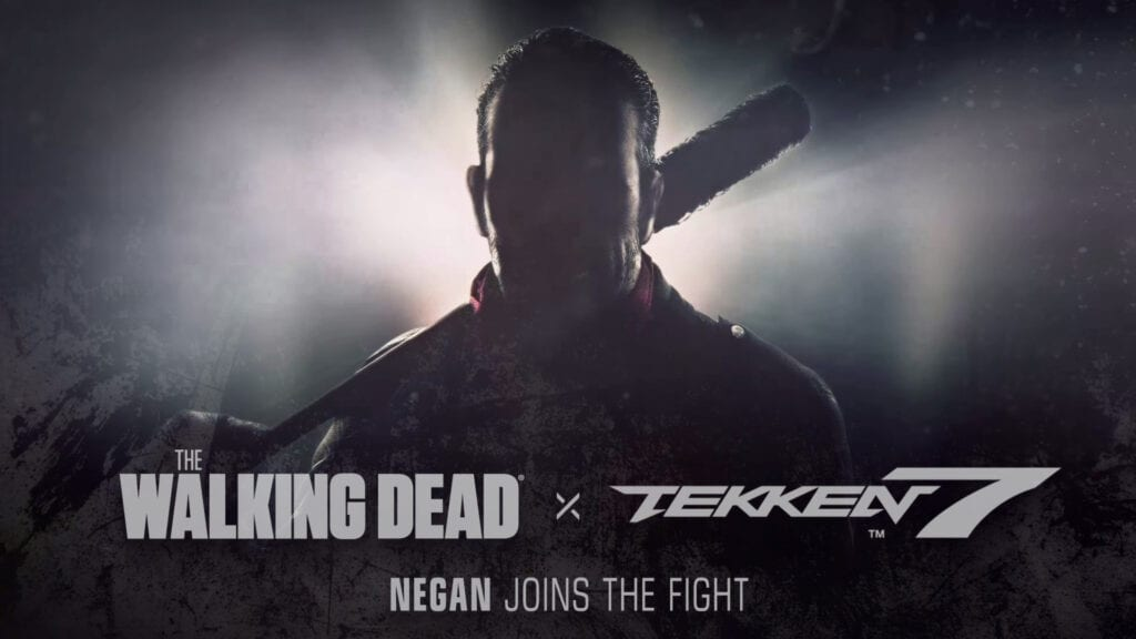 Tekken 7 Season 2 Negan Walking Dead