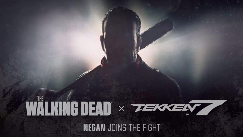 Tekken 7 Season 2 Negan Walking Dead