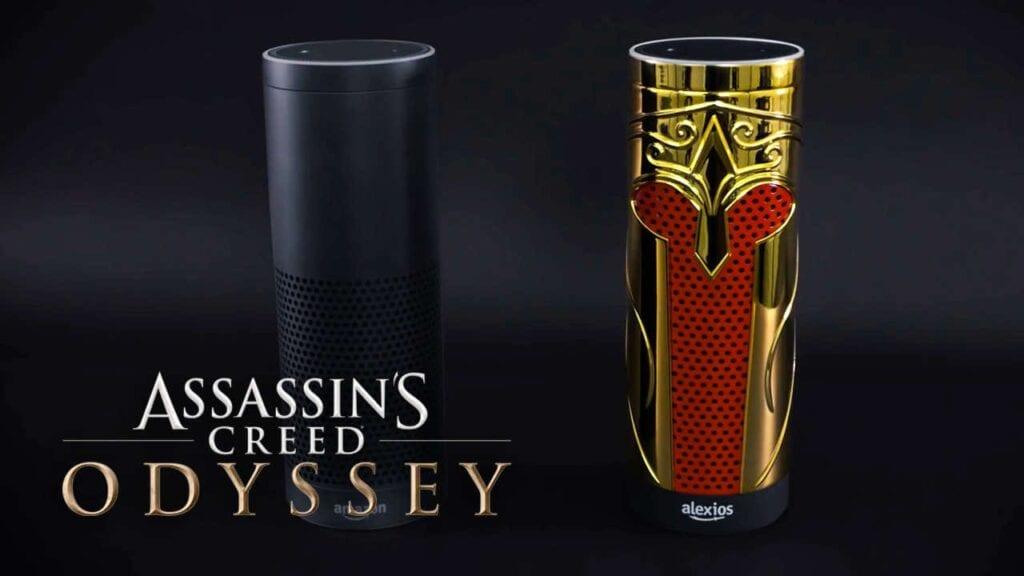 Creed Odyssey Alexa
