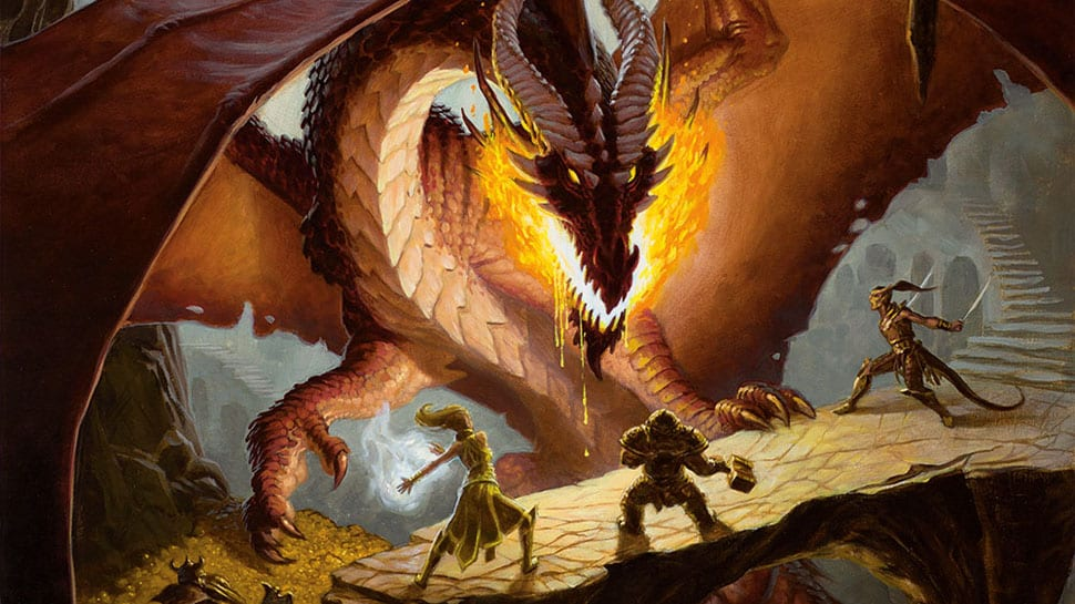 Dungeons and Dragons Summer Camp