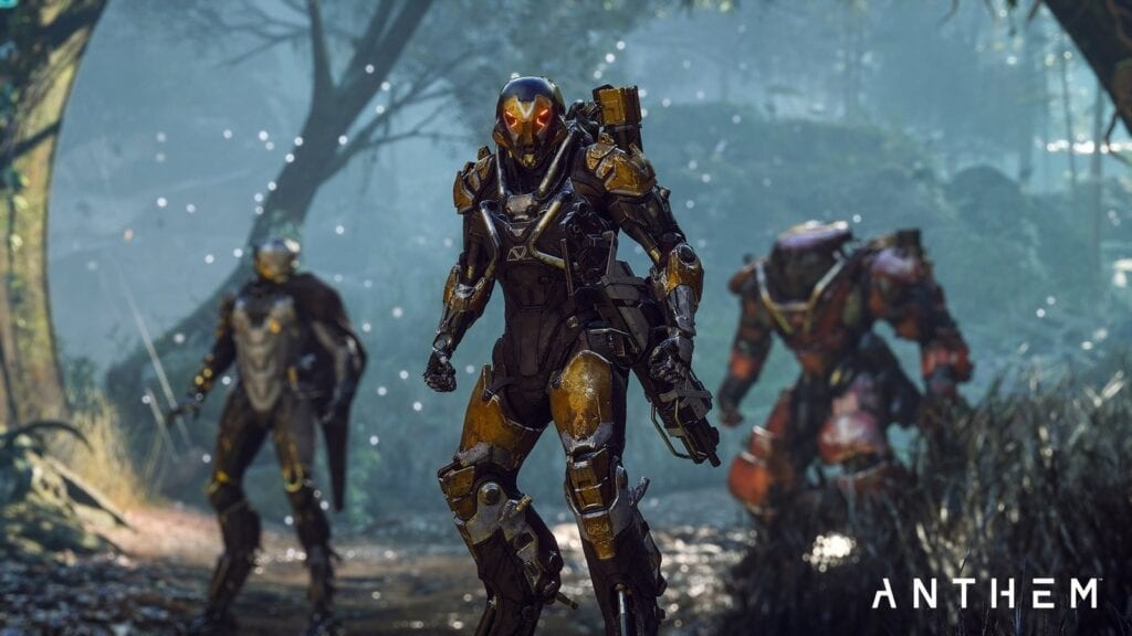Anthem: BioWare Reveals More On Matchmaking And Weapons
