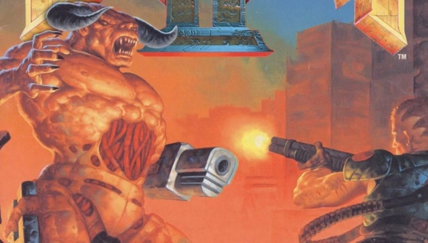 Doom 2 Mod Brings Battle Royale To The Classic FPS (VIDEO)