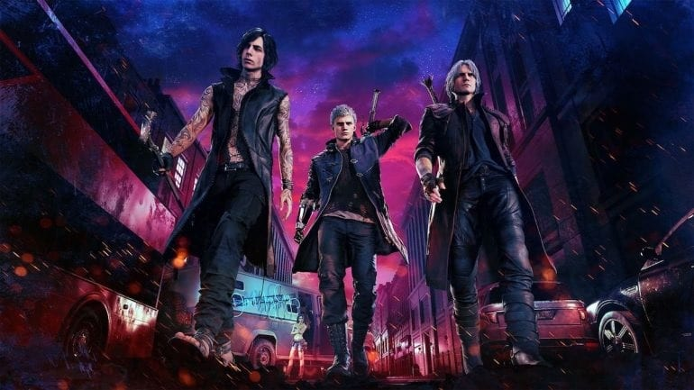 Devil May Cry 5 Lets You Choose From Multiple Characters For Certain Missions