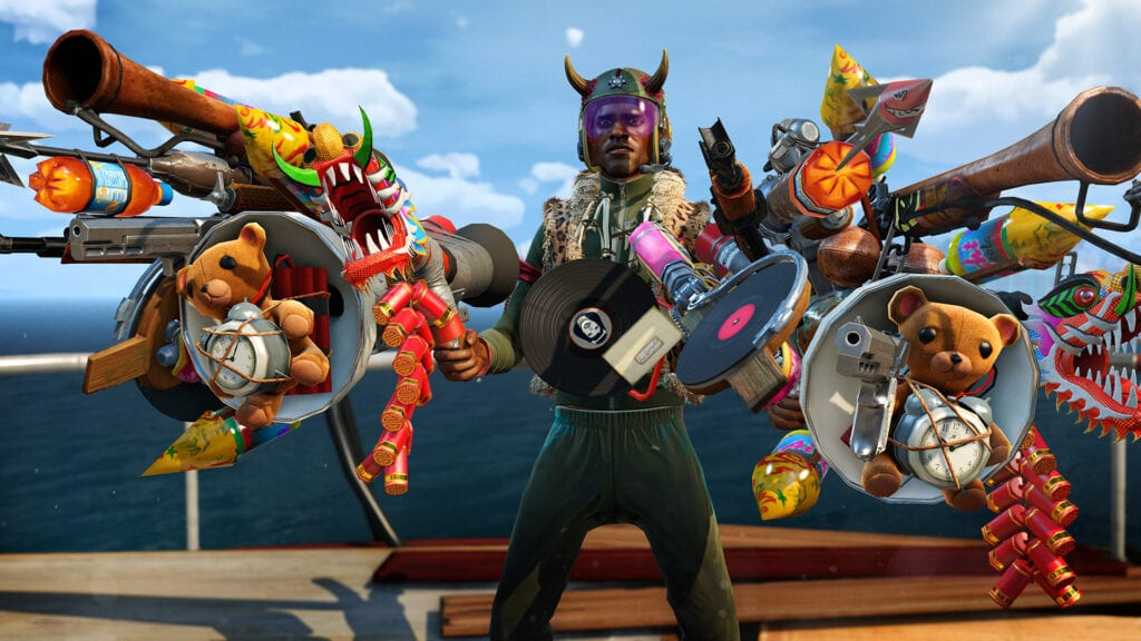 Early Sunset Overdrive Plans