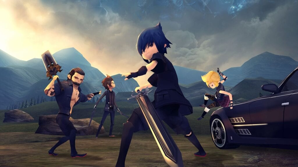 Final Fantasy XV Pocket Edition Announced For PS4, Xbox One, And Nintendo Switch (VIDEO)