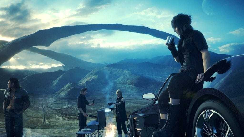 Next Final Fantasy XV DLC Is A 'Brand New Story,' Says Director