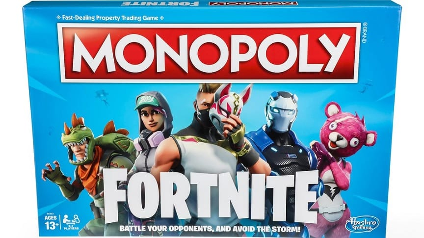 Fortnite Monopoly Now Available for Pre-Order, Details Here (GALLERY)