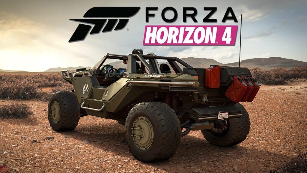 Forza Horizon 4 Halo Crossover