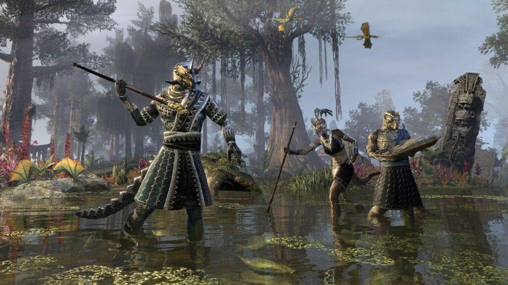 The Elder Scrolls Online Reveals First Look At Murkmire DLC (VIDEO)