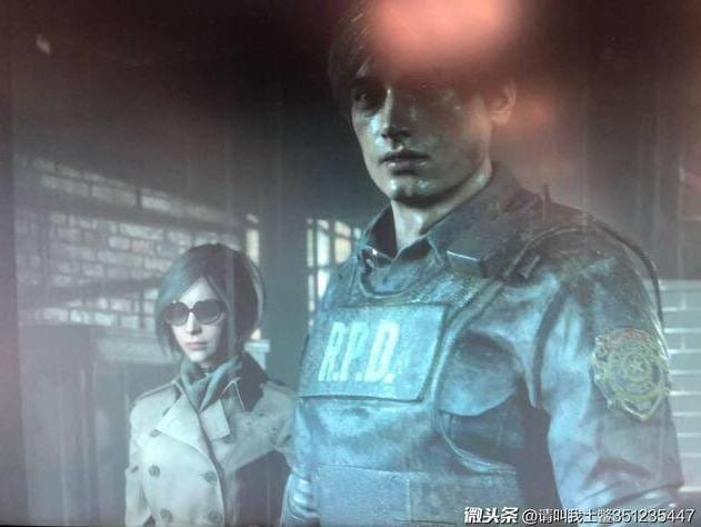 Resident Evil 2 Remake Leak Reveals Ada Wong's New Look