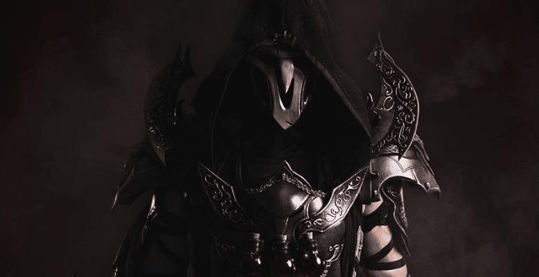 Reaper Cosplay