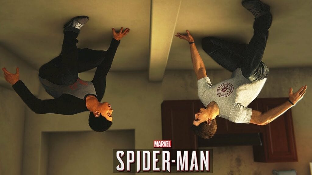Spider-Man PS4 Miles Morales