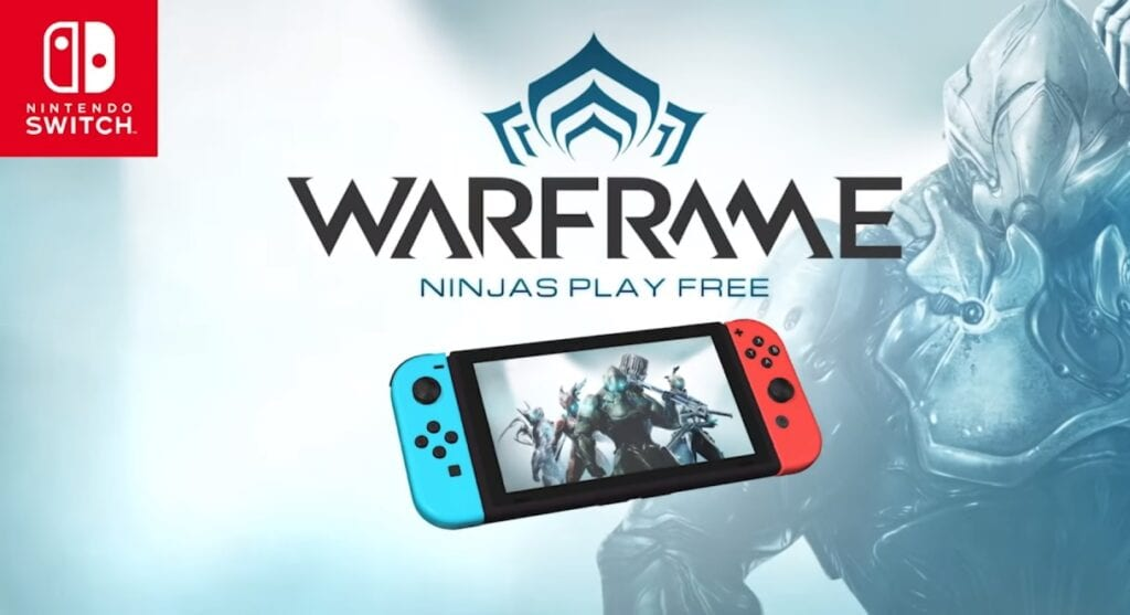 Warframe Release Date Revealed For Nintendo Switch (VIDEO)