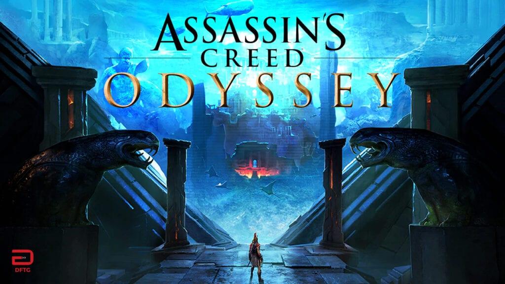 Assassin's Creed Odyssey The Fate of Atlantis DLC