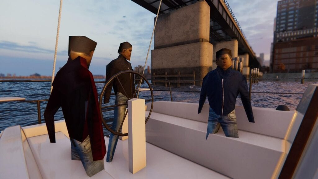 Spider-Man PS4 Boat People 2