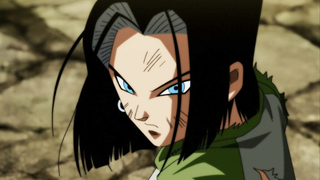 Dragon Ball FighterZ Android 17 DLC