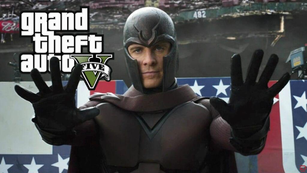 GTA V Magneto Mod