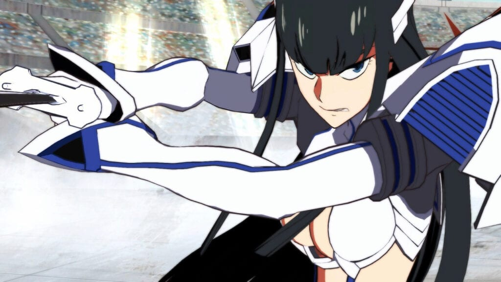 Kill La Kill The Game IF Story Anime Satsuki Kiryuin
