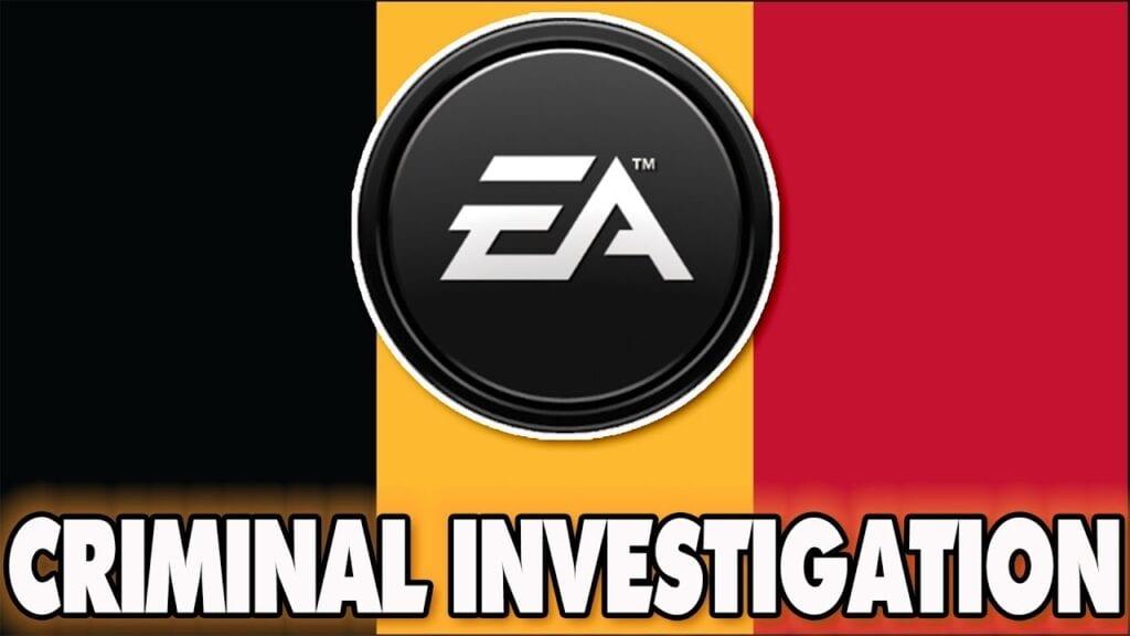 EA Belgium Criminal Investigation