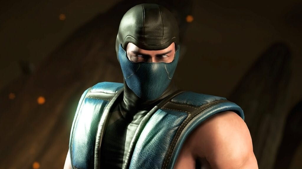 Mortal Kombat 11 Motion Capture