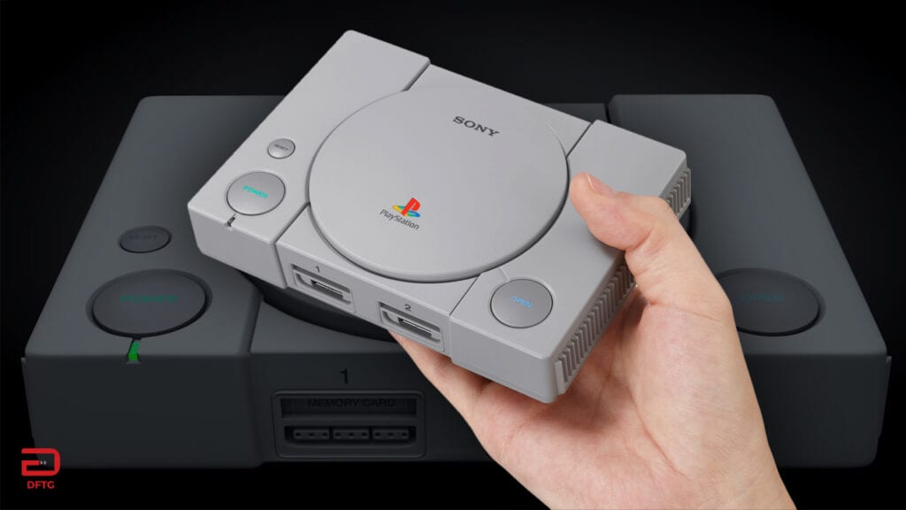 PlayStation Classic Lineup Revealed By Sony (VIDEO)